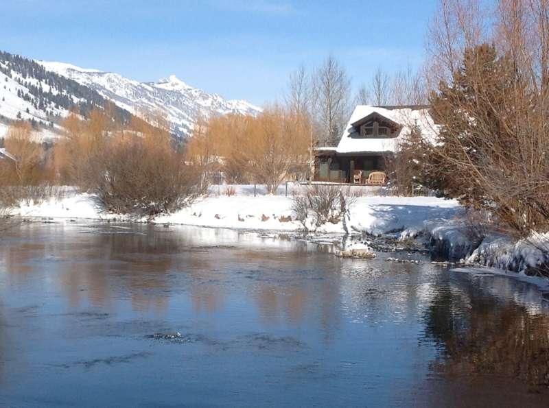 Wilson Home on Fish Creek