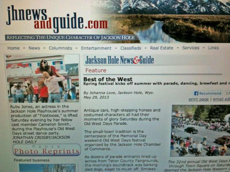Jackson Hole News