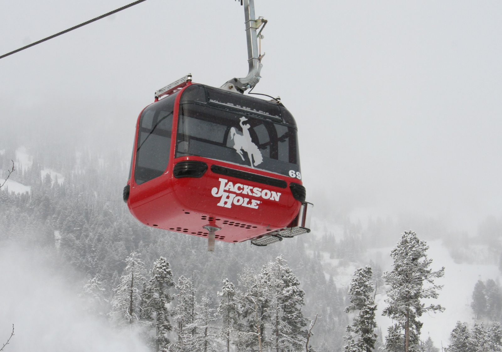 Jackson Hole Snow Report